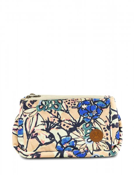 Maaji make-up pockets bag orange