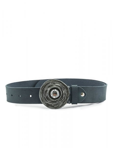 Out of space belt grey