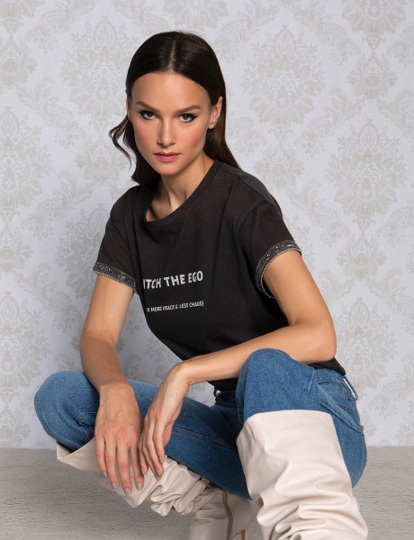 Ditch the ego t-shirt