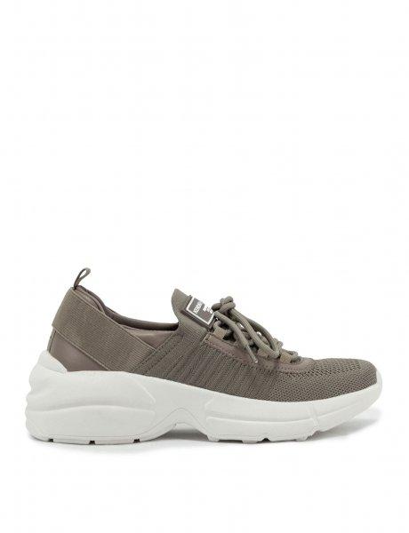 Gleason taupe sneakers