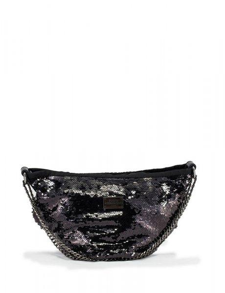 Glam body bag black