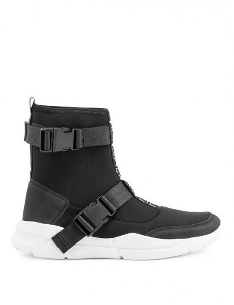 KK Nemo black sock sneaker boots