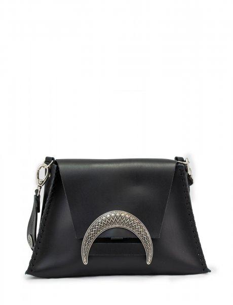 Half light black bag