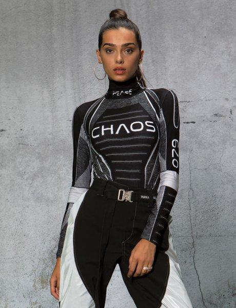 Alien bodysuit