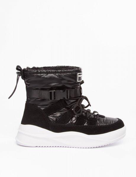 Evor boots black