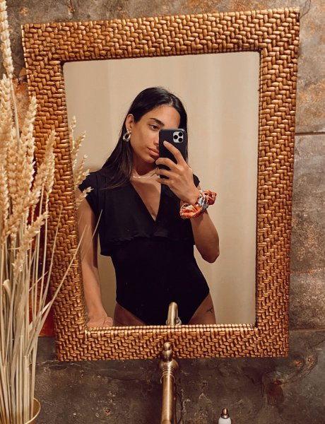 Eze bodysuit black