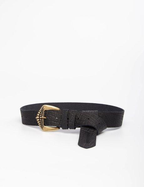 Physical black/bronze belt