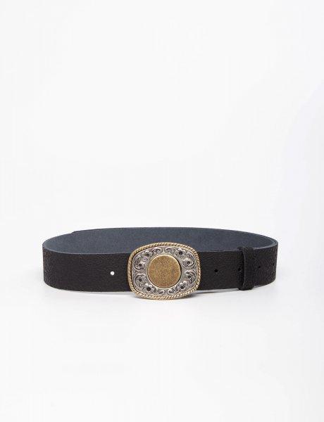 Fresh black belt