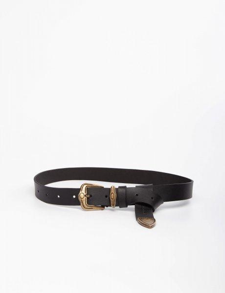 Feeling good black/bronze belt