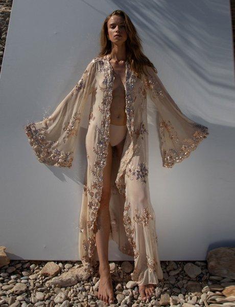 Juno kimono dress
