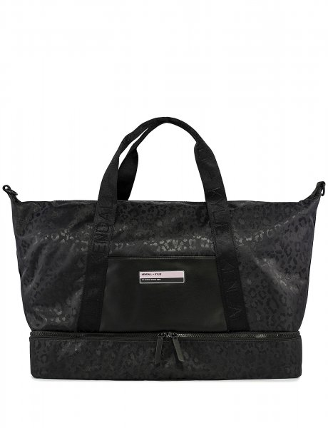 Molly weekender black cheetah