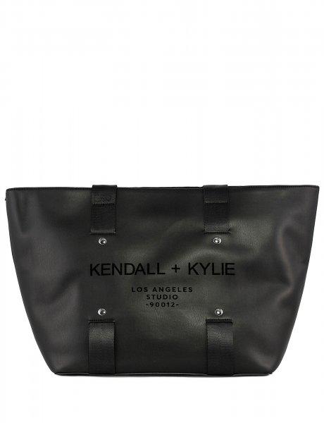 Valerie tote bag black