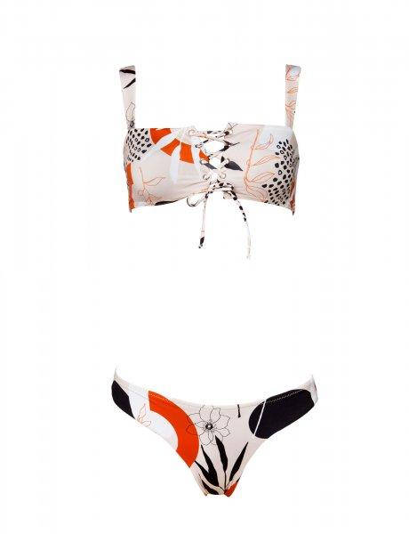 Maya bikini abstract spring