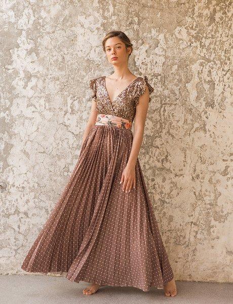 Petite pierre dress