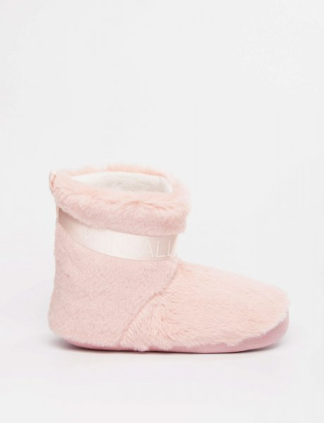 Shannon slippers dusty pink