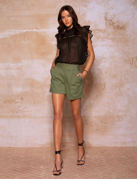 Regatta shorts olive