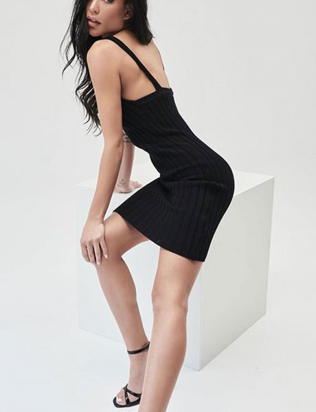 Combos S7 - Black dress