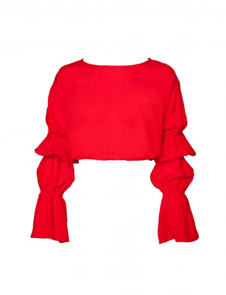 Salerno top red