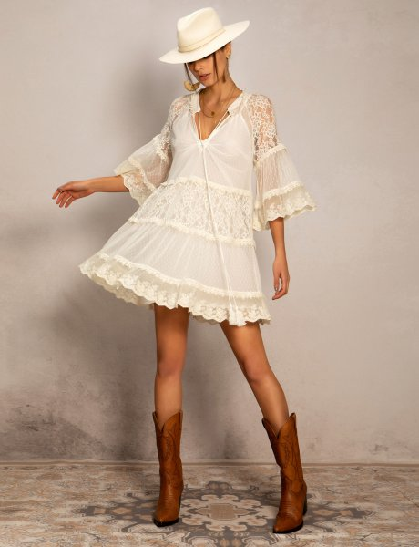 Country day short dress