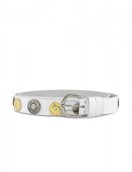 Grenade white belt