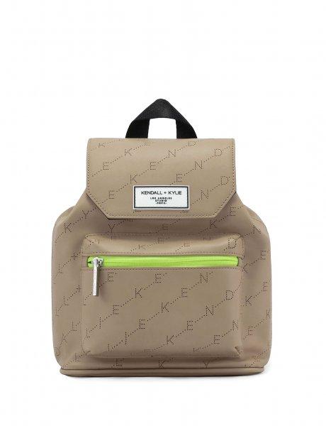 Serena mini backpack tan
