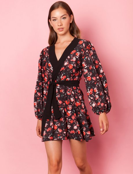Sweet thing floral dress