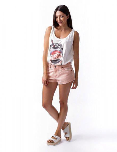 Tanya pink shorts