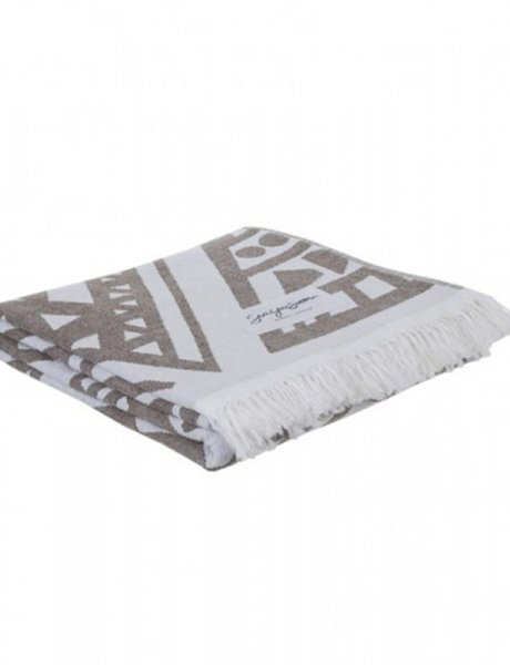 Boa vista olive - Beach towel