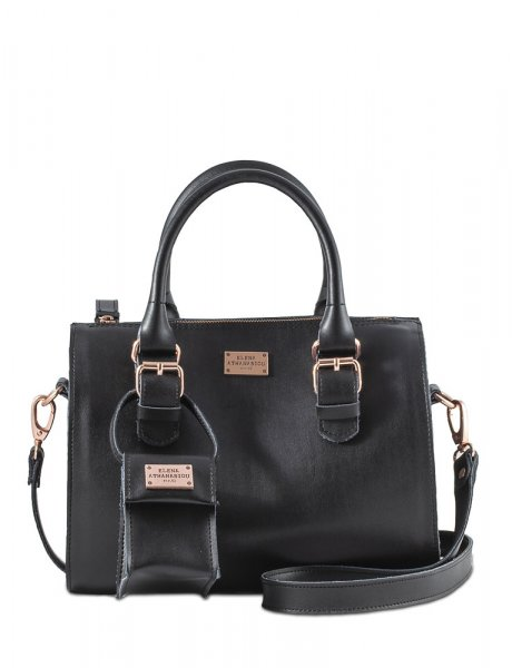 Carry All black large bag