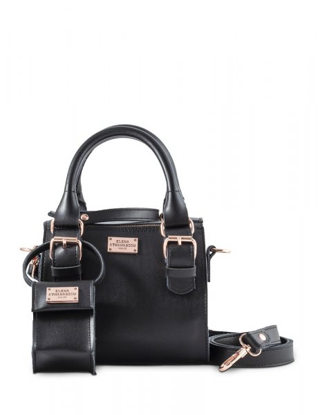Carry All black small bag