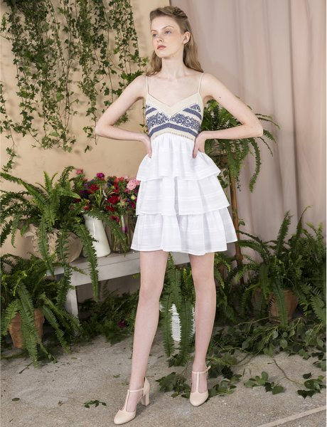 Blance dress