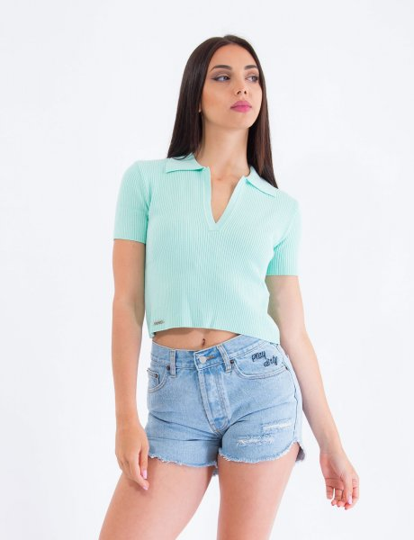 Combos S30–Veraman polo top