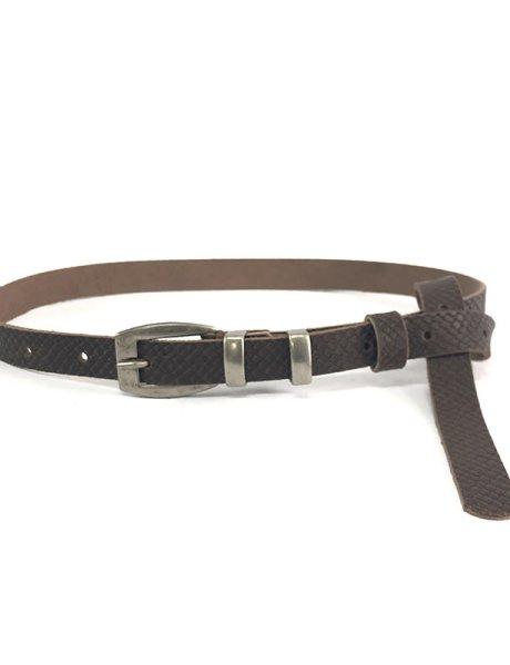 Hurt belt brown