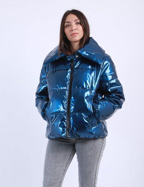 KK Puffer blue coat