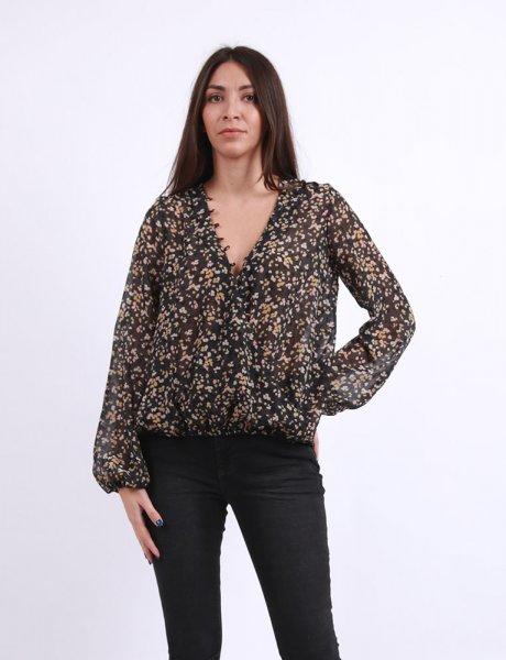 Petals blouse
