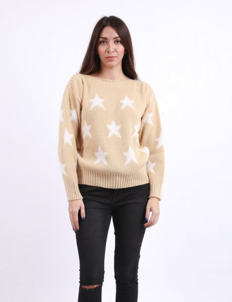 Combos F73 - Beige sweater