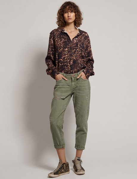 Awesome baggies super khaki jeans