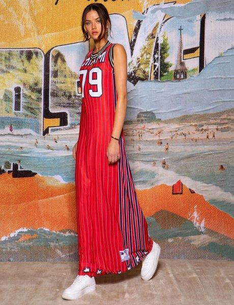 Miami basket dress