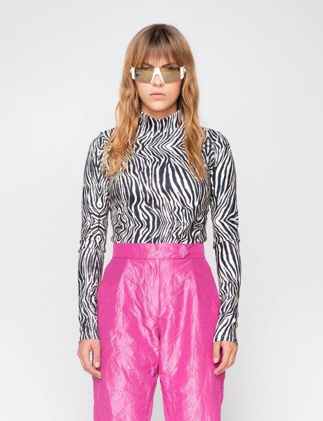 Gilda zebra top