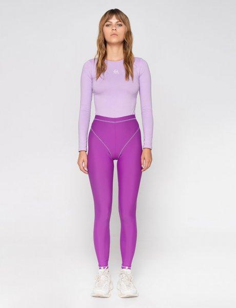 Kate purple leggings
