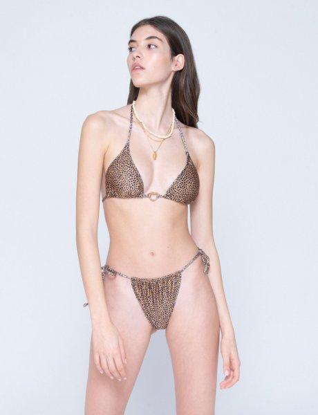 Sophie bikini croco