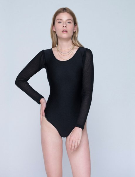 Lenia swimsuit black