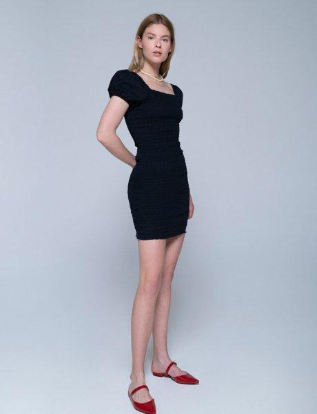 Amalfi dress black