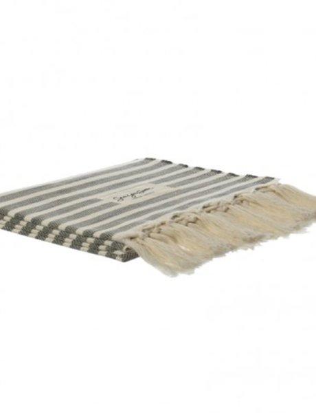 Tinetto khaki - Beach towel