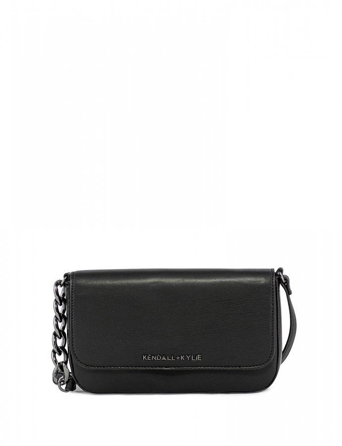 Penelope shoulder bag black