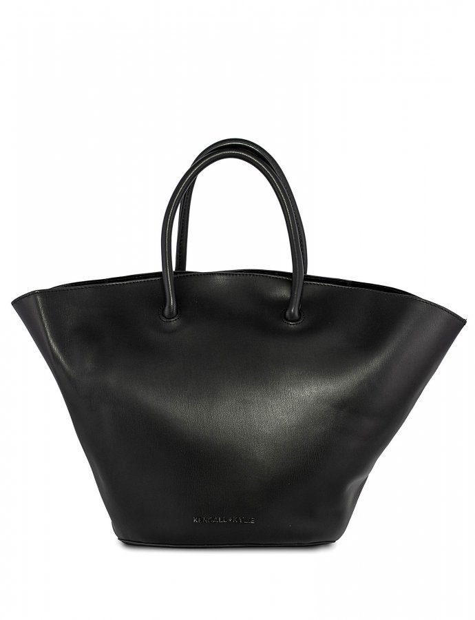 Paradise tote bag black