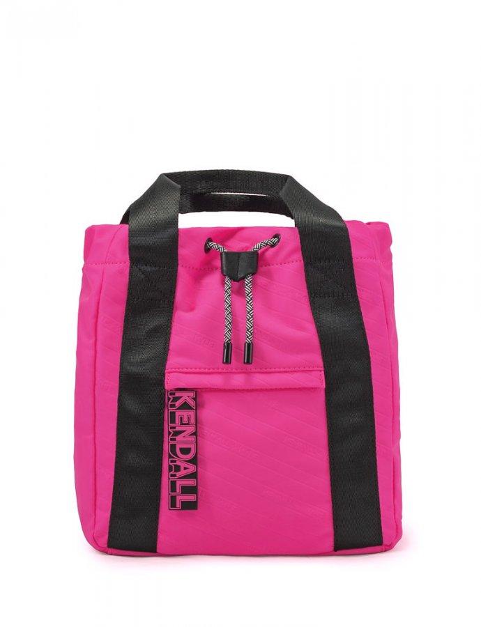 Sky backpack neon pink