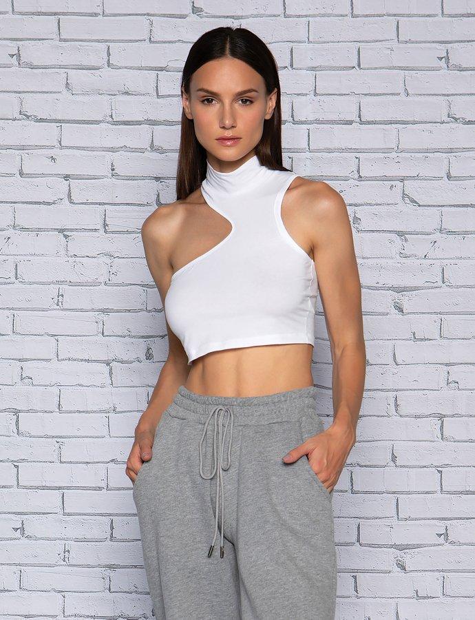 Naomi white top