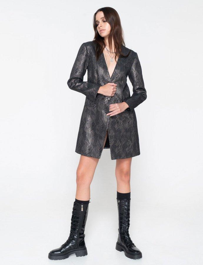 Rolling Stones lurex suit