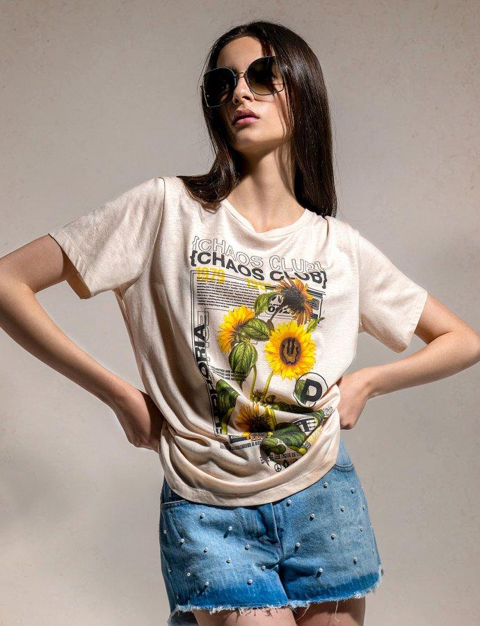 Chaos club t-shirt